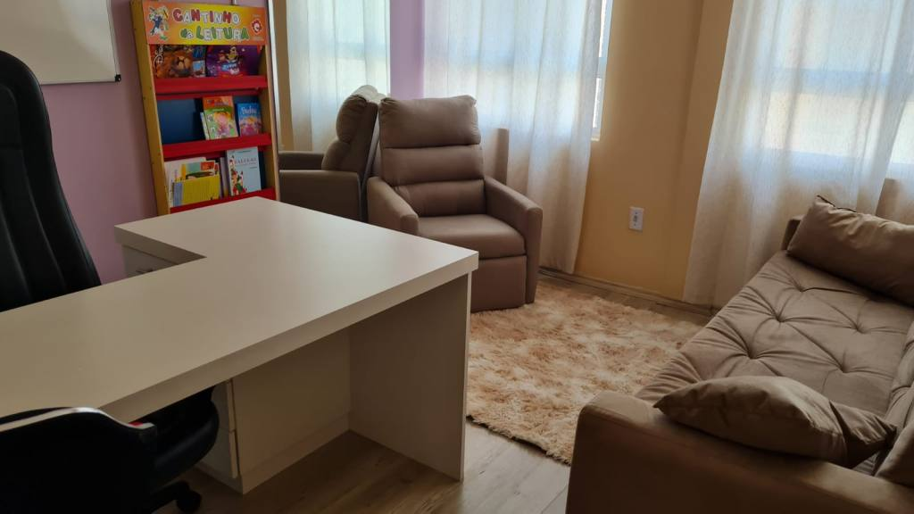 Salas para Psicólogos e Saúde - Acolhe - Apsi Curitiba - Centro